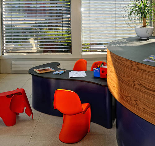 avrecis Bank Gossau: Interior Design Pius Schäfler AG