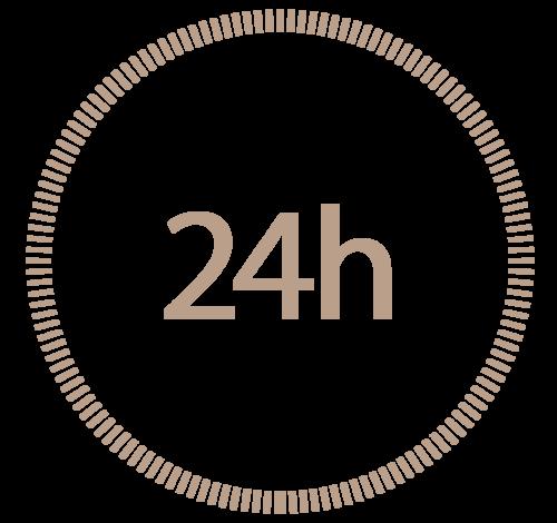 Online Shop: 24 Stunden