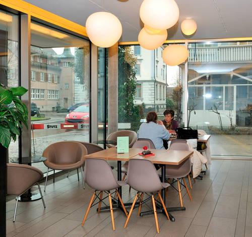 Beck Künzle Gossau: Interior Design Pius Schäfler AG
