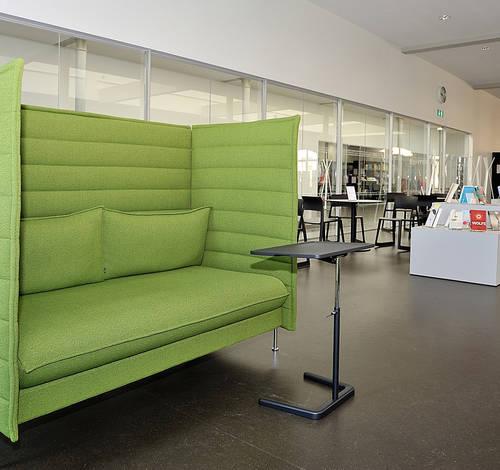 Stadtbibliothek Gossau: Interior Design Pius Schäfler AG