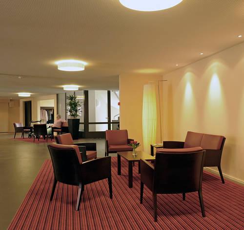 Pflegeheim Bruggen, St. Gallen: Interior Design Pius Schäfler AG