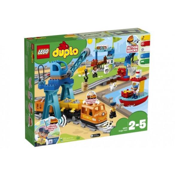 LEGO® DUPLO® Town Güterzug