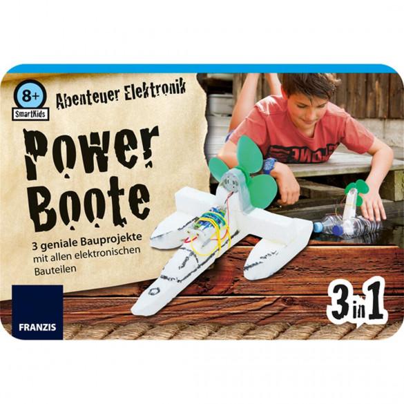 Smart Kids Powerboote