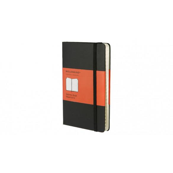 Moleskine Adressbuch Pocket liniert