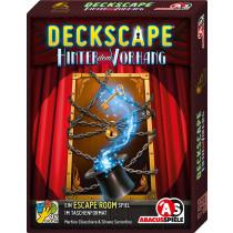 Kartenspiel Deckscape - Hinter dem Vorhang