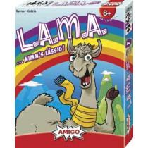Kartenspiel L.A.M.A. Nimm's lässig!