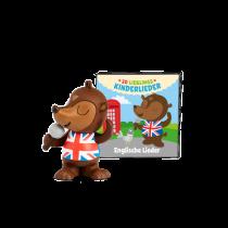 Hörfigur: 30 Lieblings-Kinderlieder - Englische Lieder mit Booklet