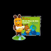 Hörfigur: Die Maus - Mit der Maus die Welt entdecken mit Booklet