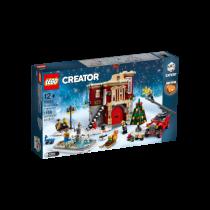 LEGO® Creator Expert Winterliche Feuerwache