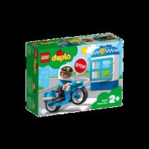 LEGO® DUPLO® Town Polizeimotorrad