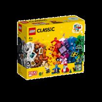 LEGO® Classic LEGO Bausteine - kreativ mit Fenstern