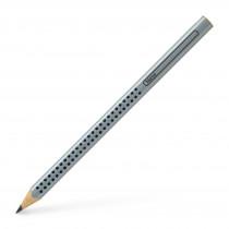 Bleistift Jumbo Grip B silber