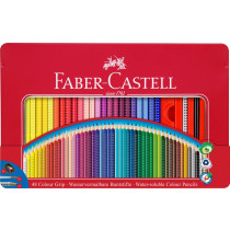 Faber-Castell Buntstifte Colour GRIP 48 St./Pack.