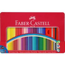 Faber-Castell Buntstifte Colour GRIP 48 St./Pack.