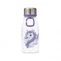 Beckmann Trinkflasche Purple Unicorn