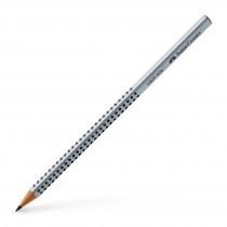 Bleistift Grip 2001 B silber