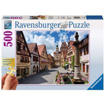 Puzzle Rothenburg ob der Tauber