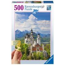 Puzzle Märchenhaftes Schloss