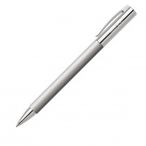 Faber-Castell Kugelschreiber Ambition Edelstahl