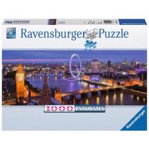 Puzzle London bei Nacht