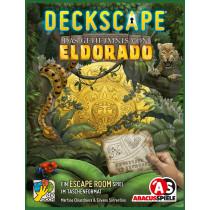 Kartenspiel Deckscape - Das Geheimnis von Eldorado