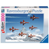 Puzzle Patrouille Suisse
