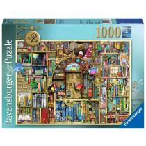 Puzzle Magisches Bücherregal 2