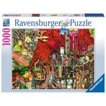 Puzzle Verborgene Welt