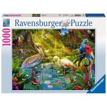 Puzzle Vogelparadies