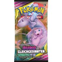 Pokémon - Bund der Gleichgesinnten Booster