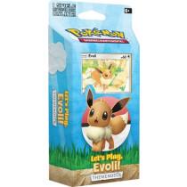 Pokémon - Theme Deck - Let's Play Evoli