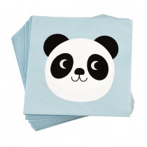 Servietten Miko The Panda