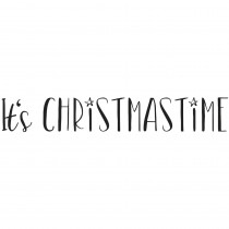 "Stempel ""It´s Christmastime"""