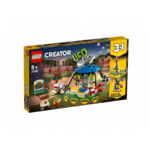 LEGO® Creator Jahrmarktkarussell