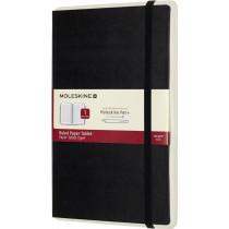 Notizbuch Tablet schwarz