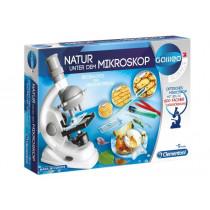 Natur unter dem Mikroskop