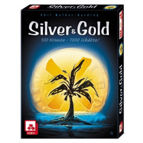 Familienspiel Silver & Gold
