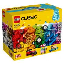 LEGO® Classic Kreativ-Bauset Fahrzeuge Verpackung vorne