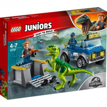 LEGO® Juniors Raptoren Rettungstransporter