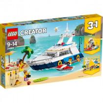 LEGO® Creator Abenteuer auf der Yacht Verpackung vorne