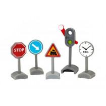 Verkehrszeichen-Set