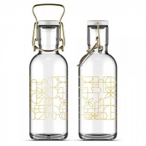 FILL ME bottle Art Deco 6dl