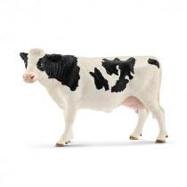Spielfigur Kuh Schwarzbunt