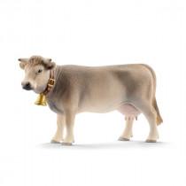 Spielfigur Braunvieh Kuh