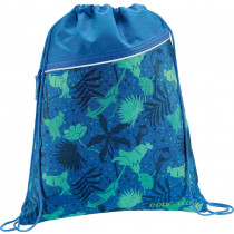 Sportbeutel Rocket Pocket Tropical Blue
