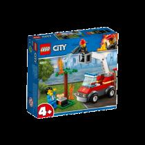 LEGO® City Fire Feuerwehr beim Grillfest