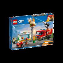 LEGO® City Fire Feuerwehreinsatz im Burger-Restaurant