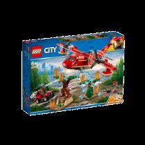 LEGO® City Fire Löschflugzeug der Feuerwehr