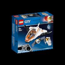 LEGO® City Space Port  Satelliten-Wartungsmission