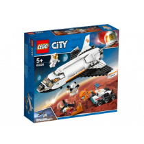 LEGO® City Space Port Mars-Forschungsshuttle